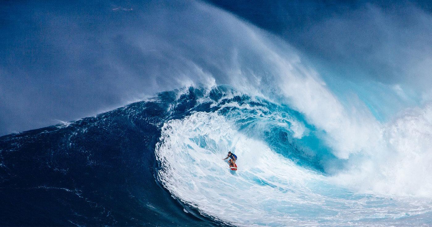 Catch YourExtreme Wave