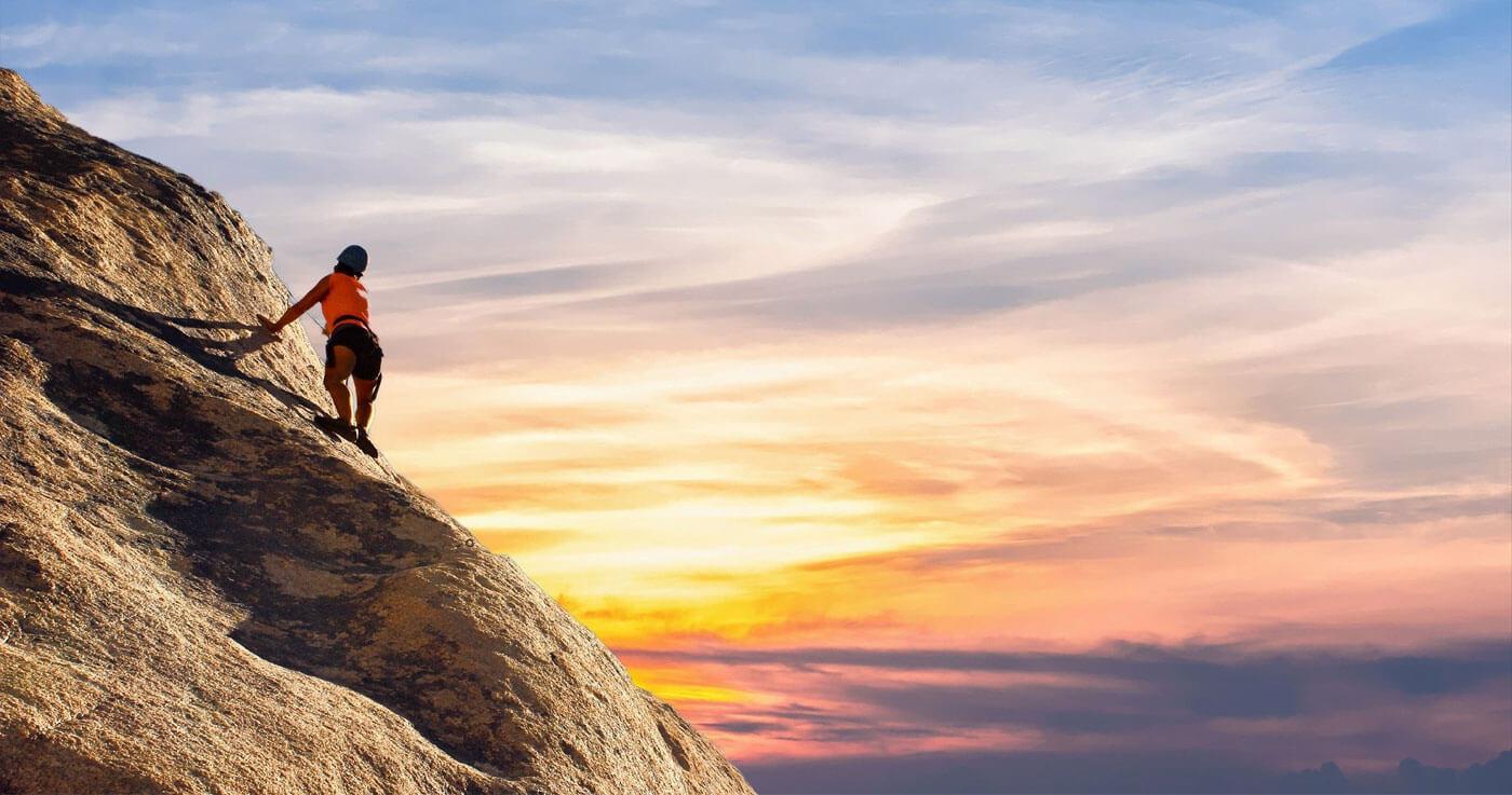 Catch YourExtreme Climbing